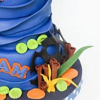 FINDING NEMO by cakes by alyanna