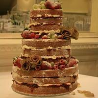 Naked Cake by Floriana Reynolds