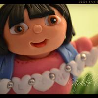 Dora the Explorer by Lisa Nobles