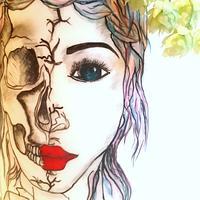 She is Dying  by Katarzyna Rarok