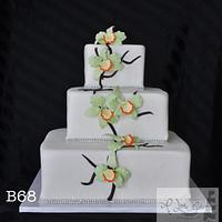 Fondant Custom Cake