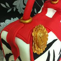 Handbag Cake by CakeyBakey Boutique