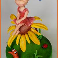 Little Sunshine - Sunflower dancer