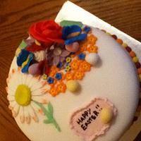 Gluten free Easter Cake by Toni Lally
