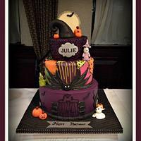Halloween again ;) trick or treat ...