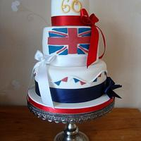 Diamond Jubilee Cake by PastelCakes
