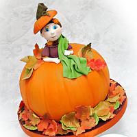 Fall theme 1st Birthday