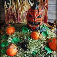 Haunted pumpkin patch  @ CPC Halloween Collaboration