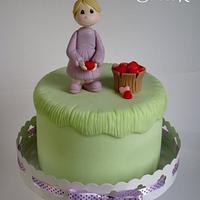 San Valentine's cake