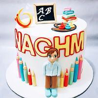 teacher day cake