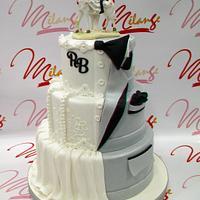 """WEDDING CAKE """"TORTA DE BODAS"""""""