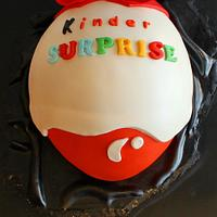 Kinder Surprise - an egg within an egg
