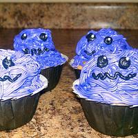 Spooky Cupcakes...