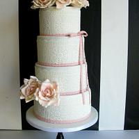 For a garden wedding
