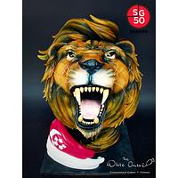 Roar Of The Lion - SG50 Bakers Collab