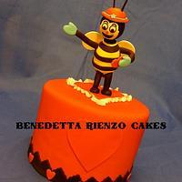 Bee Mine! Vintage Style Valentine