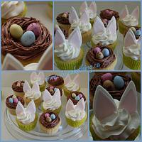 Easter Cupcakes~