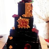 Ell Bi cake by Lucia Busico