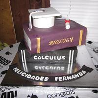 Graduation Cake by Paulina
