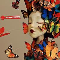 Madame Butterfly (Primavera con arte collab)