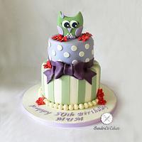 Owl 50th