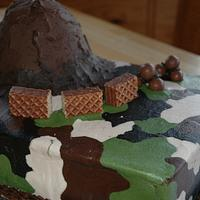Army Cake by Jen