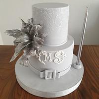 Nişan cake