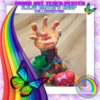 Sugar art Tegen Pesten Vzw MATHI'S HOOP Collaboration
