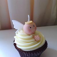 Angel Cupcake