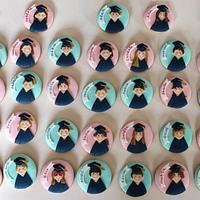 School Graduation Day Cookies