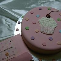 Kitchen tea cake.