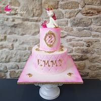 Unicorn Princess cake