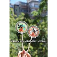 Bing Bunny lollipops