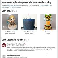 New CakesDecor Features #15: CakesDecor Redesign 2020