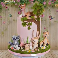 Animals Cakes