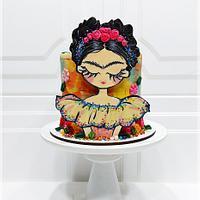 Frida Khalo by Piu Dolce de Antonela Russo