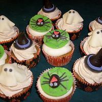Hallowee Cupcakes