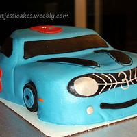 Car cake....vrroooomm!