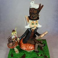 Tea time - bcnandcake modeling contest