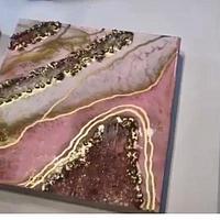 marble cake by MunaSuker