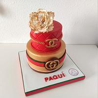 TARTA CHANEL- GUCCI