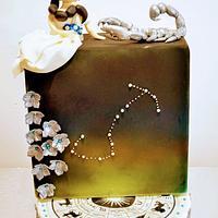Constelación Escorpio- Zodiac Cake Challenge