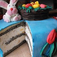 Easter cake by Nagy Kriszta
