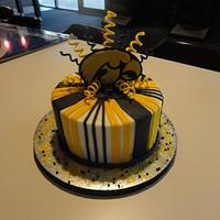 Iowa Hawkeyes Birthday