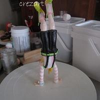 Hand Stand ( the Sweetles ) by john