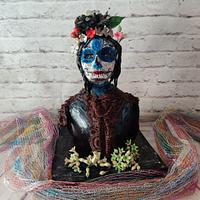 Catrina Parade: Collab work by Dr RB.Sudha
