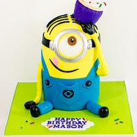 Minion 1st Birthday