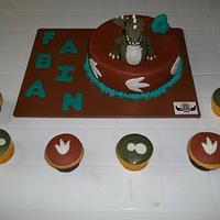 Dinosaur Birthday by N&N Cakes (Rodette De La O)
