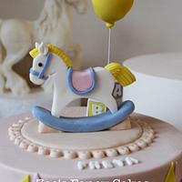 Christening Cake inspiration from the Invites