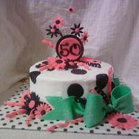 Happy 50th by Christina